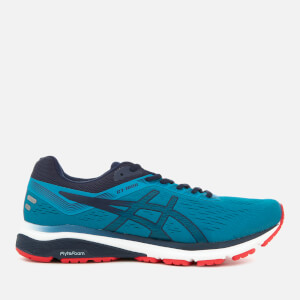 Asics Running Men's GT-1000 7 Trainers - Race Blue/Peacoat