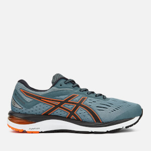 Asics Running Men's Gel-Cumulus 20 Trainers - Ironclad/Black