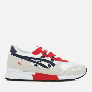 Asics Kids' Gel-Lyte PS Trainers - White/Peacoat