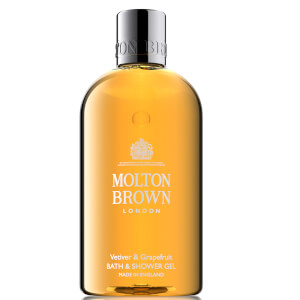 Molton Brown Vetiver & Grapefruit Bath and Shower Gel 300ml