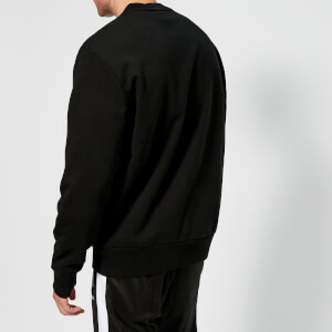 Diesel Men's Bay Logo Sweatshirt - Black: Image 2