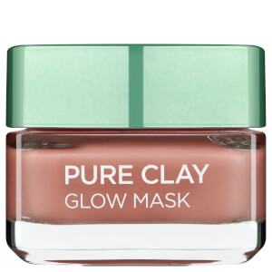 L'Oréal Paris Pure Clay Glow Face Mask 50ml