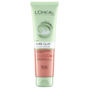 Gel exfoliante arcillas puras de L'Oréal Paris 150 ml