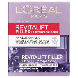L'Oreal Paris Revitalift Filler Hyaluronic Anti Ageing Mask 50 ml