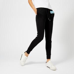 Calvin Klein Jeans Women's Cotton Sweatpants - CK Black