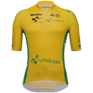Santini Tour de Suisse 2018 Leaders Jersey - Yellow