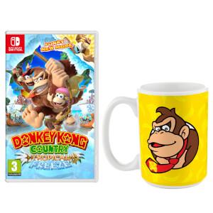 Donkey Kong Country: Tropical Freeze + Donkey Kong Tall Mug