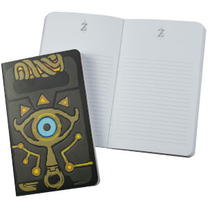 Cahier Sheikah The Legend of Zelda