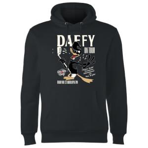 Looney Tunes Daffy Concert Hoodie - Black