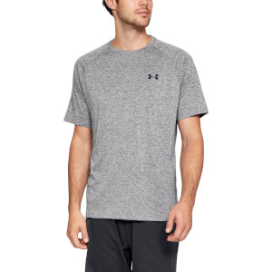 Under Armour Tech T-Shirt - Charcoal