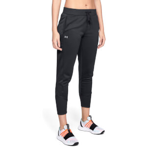 Under Armour Women's Armour Fleece Joggers - Black
