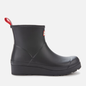 Hunter Women's Original Play Short Wellies - Black