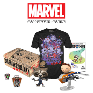 Marvel Collector's Corps Box - Guardians of the Galaxy 2