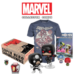 Marvel Collector's Corps Box - Superhero Showdowns