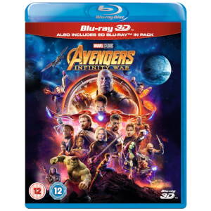 Avengers: Infinity War 3D (Inkl. 2D Version)