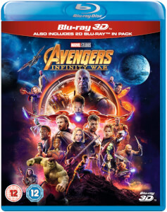 Avengers: Infinity War 3D (avec Version 2D)