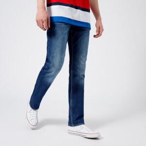 Tommy Hilfiger Men's Core Denton Straight Jeans - Denim Blue
