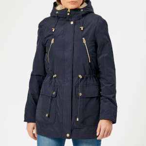 Joules Women's Seaparker 3 in 1 Waterproof Parka - Marine Navy