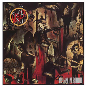 Reign In Blood Vinyl
