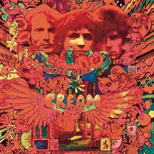 Cream - Disraeli Gears 12 Inch LP