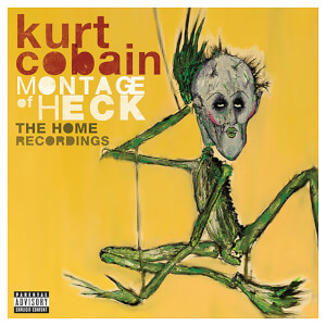 Montage Of Heck: The Home Recordings Vinyl