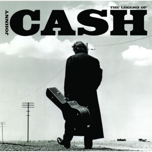 Johnny Cash - Legend Of Johnny Cash - Vinyl