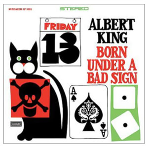 Born Under A Bad Sign Vinyl