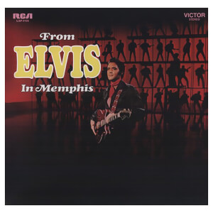 From Elvis In Memphis Vinyl