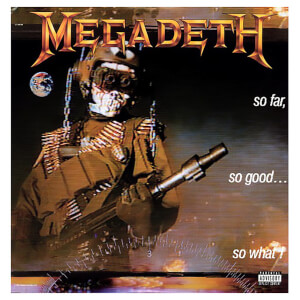 So Far So Good: So What Vinyl