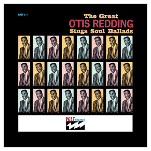Great Otis Redding Sings Soul Ballads Vinyl