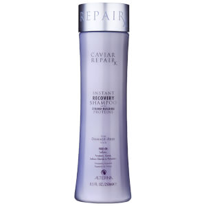 Alterna Caviar Repair Shampoo 250ml with Infinite Color Hold Vibrancy Serum 15ml (Worth £41.50)
