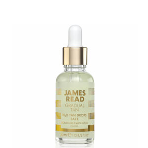 Gotas faciales H2O de James Read 30 ml