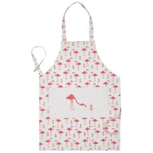 Fenella Smith Flamingo and Pineapple Apron