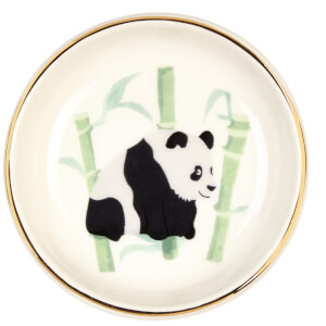 Fenella Smith Panda Ring Plate
