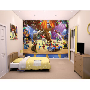 Walltastic The Circus Wall Mural