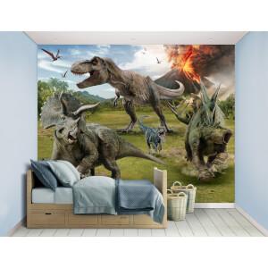 Walltastic Jurassic World Fallen Kingdom Wall Mural