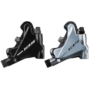 Shimano 105 BR-R7070 Hydraulic Brake Caliper Flat Mount Without Rotor or Adapters