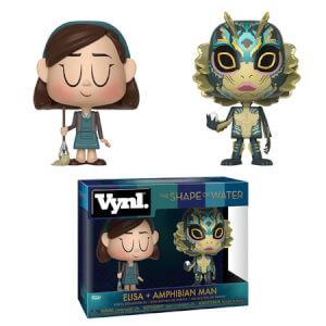 Elisa & Amphibian Man Vynl.
