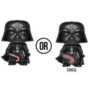 Star Wars Holiday - Darth Vader Pop! Vinyl Figur