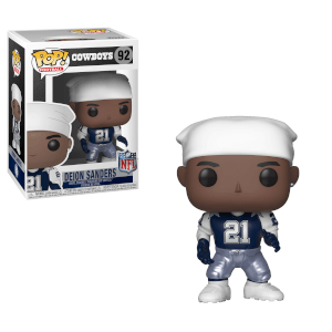 NFL Legends - Deion Sanders Throwback Pop! Vinyl Figure
