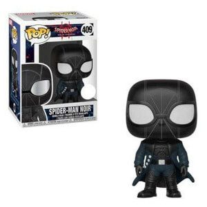 Figurine Pop! Marvel Spiderman Into The SpiderVerse - SpiderMan Noir EXC