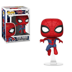 Marvel Animated Spider-Man - Spider-Man Pop! Vinyl Figur
