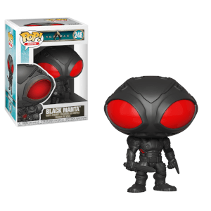DC Aquaman Black Mantra Pop! Vinyl Figur