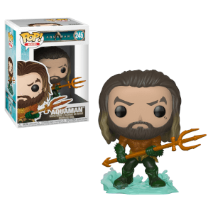 FIGURA POP! VINYL DC AQUAMAN