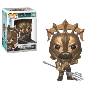 DC Aquaman Arthur Curry Funko Pop! Vinyl