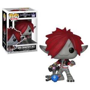 Figurine Pop! Sora Monstres et Cie Kingdom Hearts 3