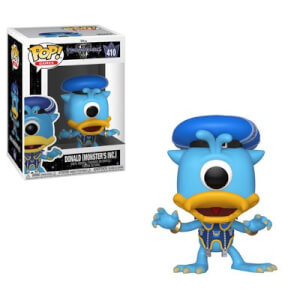 Disney Kingdom Hearts 3 Donald Monster's Inc. Pop! Vinyl Figure