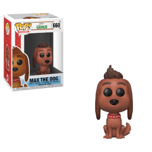 The Grinch 2018 Max the Dog Pop! Vinyl Figur