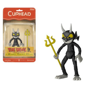 Cuphead - Der Teufel Action Figure
