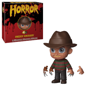 FIGURA FUNKO 5 STAR: HORROR - NIGHTMARE ON ELM STREET - FREDDY KRUEGER